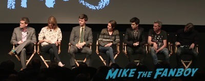 The Fault in our stars fan screening q and a 9