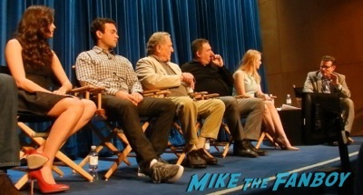 The Goldbergs Paley Center Q and A George Segal 9
