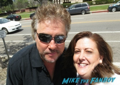 William Petersen fan photo signing autographs CSI Star rare 1