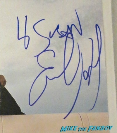 emile hirsch signed autograph bonnie and clyde television academy q and a emile hirsch signing autographs      3