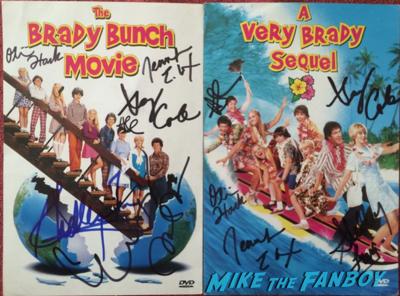 ed o'neil signed autograph dvd's rare 1