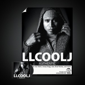 ll cool j signed autograph cd bundle