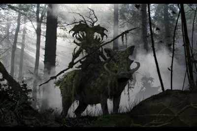 maleficent concept art angelina jolie walt disney