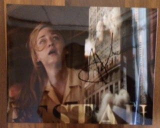 ashley bensen signed autograph photo