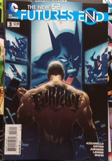 Future's End new comic books image comics