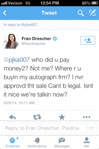 Fran Drescher