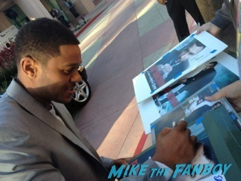 pooch hall signing autographs ray donovan television academy event signing autographs 6