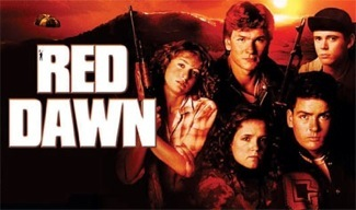 red dawn cast