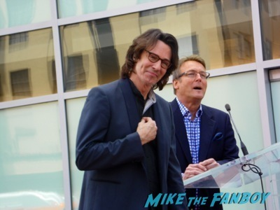 rick springfield hollywood walk of fame star ceremony signing autographs5