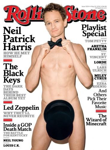 neil patrick harris naked rolling stone magazine cover photo