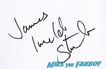 Imelda Staunton signing autographs west end london 19