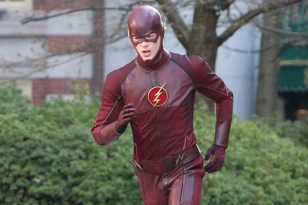 the-flash sneak peak cw series rare