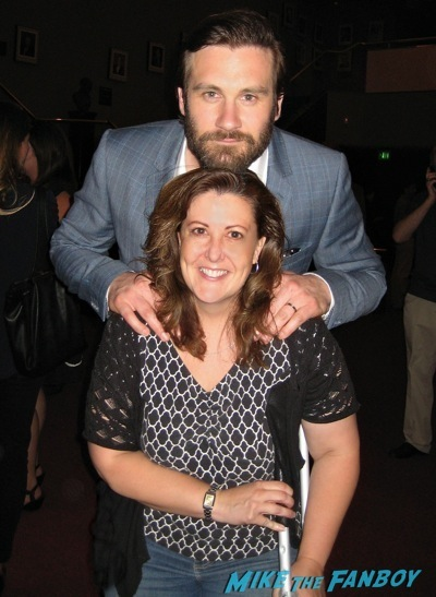 clive standen signing autographs fan photo vikings television academy event q and a3