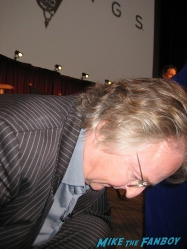 michael hirst signing autographs vikings television academy q and a clive standen katheryn winnick 45
