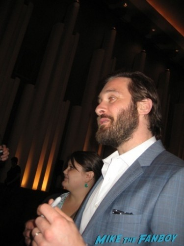 clive standen signing autographs vikings television academy q and a clive standen katheryn winnick 45