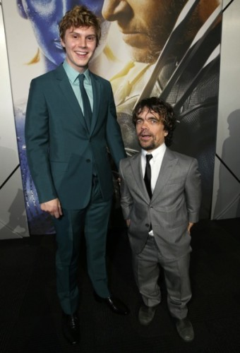 Evan Peters, Peter Dinklage