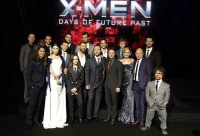 Twentieth Century Fox Global Premiere of 'X-Men: Days of Future Past'