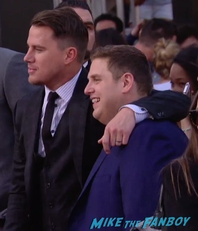 22 Jumpstreet movie premiere red carpet channing tatum   10