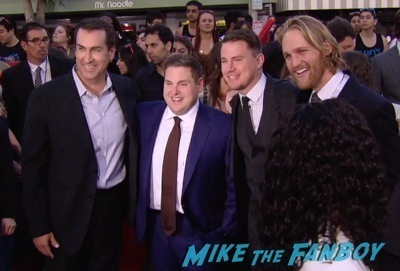 22 Jumpstreet movie premiere red carpet channing tatum   11
