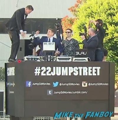 22 Jumpstreet movie premiere red carpet channing tatum   4