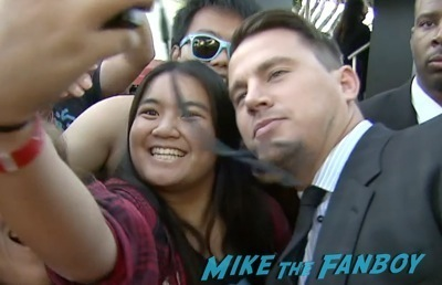 22 Jumpstreet movie premiere red carpet channing tatum   7