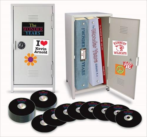 The wonder years dvd packaging