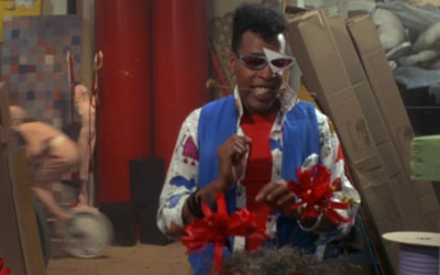 meshach taylor movies