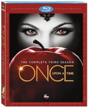 once upon a time blu ray cover