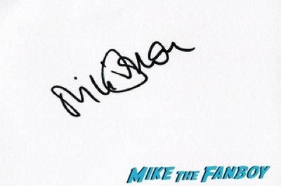 Olivia Coleman fan photo signed Cuban Fury premiere uk rashida jones fan photo autograph   5
