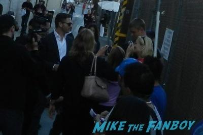 EricaEric  Bana Signing Autographs Jimmy Kimmel Live 2014  hot   5 Bana Signing Autographs Jimmy Kimmel Live 2014  hot   1