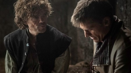 GoT - Tyrion and Jamie