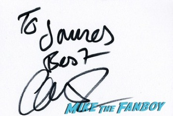 Aaron Taylor Johnson signing autographs Godzilla UK Premiere bryan cranston aaron taylor johnson       8