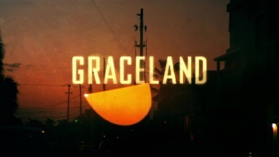Graceland season 1 cast photo dvd logo press photo      5