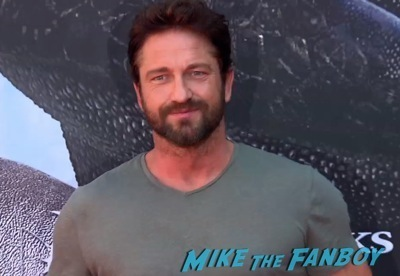 How To Train Your Dragon 2 premiere Gerard Butler     10