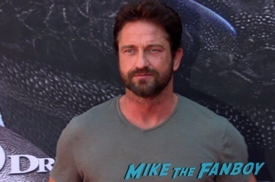 How To Train Your Dragon 2 premiere Gerard Butler     11