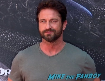 How To Train Your Dragon 2 premiere Gerard Butler     12