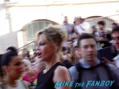 melanie griffith at Jane Fonda AFI tribute dissing fans 2