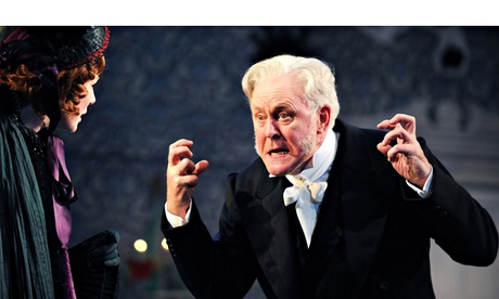 John Lithgow in The Magistrate at the National Theatre