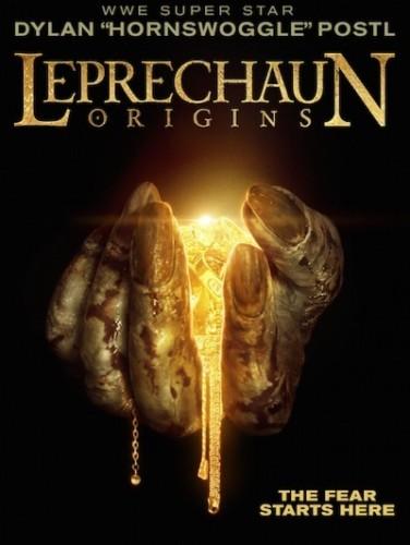 Leprechaun origins dvd cover poster rare one sheet 2