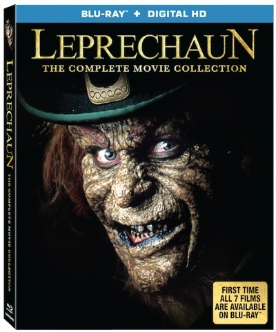 Leprechaun origins dvd cover poster rare one sheet 2