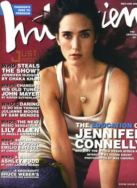 jennifer connelly interview magazine