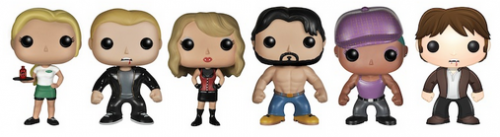 Funko Announces New Line Of True Blood Pop Vinyl Figures! Sookie! Pam! And More!