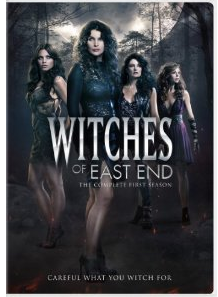 the witches of east end season 1 dvd box art