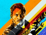 chris pratt guardians of the galaxy exclusive poster