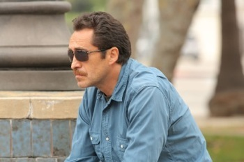 "THE BRIDGE - ""All About Eva"" - Episode 12 (Airs, Wednesday, September 25, 10:00 pm e/p) Pictured: Demian Bichir as Marco Ruiz. CR: Byron Cohen/FX Network"