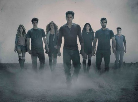 Teen Wolf - Season 4 - Cast Group Promotional Photo