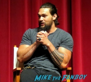 The Red Road TV Academy Q and A Jason Mamoa  hot     1