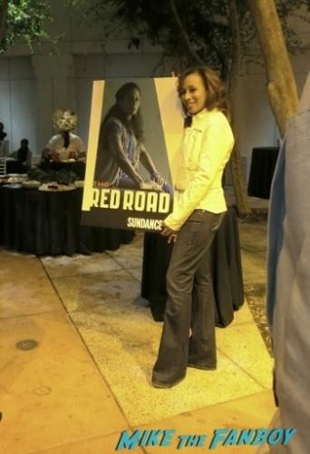 Jason Mamoa signing autograph The Red Road TV Academy Q and A Jason Mamoa  hot     7