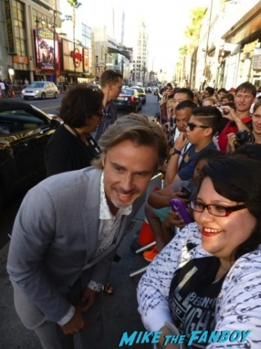 sam trammell signing autographs True Blood season 7 premiere anna paquin signing autographs  1