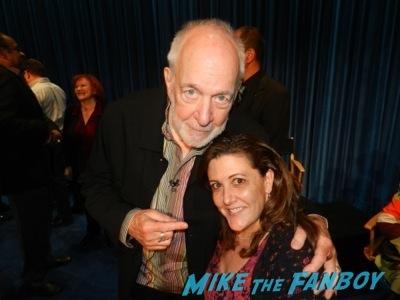 howard hessman selfie signing autographs fan photo WKRP In Cincinatti paley center reunion Loni anderson   45